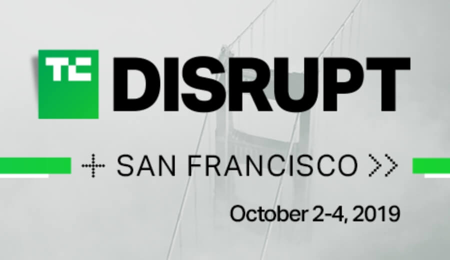 Sophie at TCDisrupt-SF-19